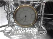 WATERFORD CRYSTAL CLOCK COLISEUM